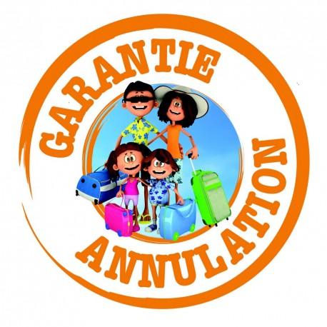 Garantie annulation / intérruption du séjour
